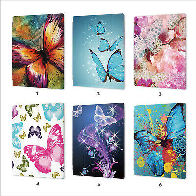 AU19.99 • Buy Butterfly Leather Smart Case Cover IPad 2 3 4 5 6 7 Air Mini 1 Pro 9.7 10.5 022
