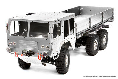 AU1444.28 • Buy INTEGY RC C25853SILVER Machined 6X6 7T GL High-Mobility Off-Road Truck 1/10 ARTR