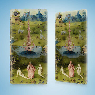 AU9.95 • Buy The Garden Of Earthly Delights #1 Hard Case Sony Xperia C3 C4 E4 M2 M4 Sp T2 T3