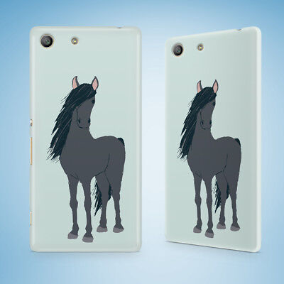 AU11.95 • Buy Horse Sketch Drawing 1 Hard Case Sony Xperia Z Z1 Z2 Z3 Z4 Z5 Compact