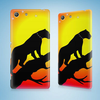 AU9.95 • Buy African Cheetah Animal 17 Hard Case Sony Xperia Z Z1 Z2 Z3 Z4 Z5 Compact
