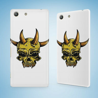 AU11.95 • Buy Monster Skull 1 Hard Case Sony Xperia Z Z1 Z2 Z3 Z4 Z5 Compact