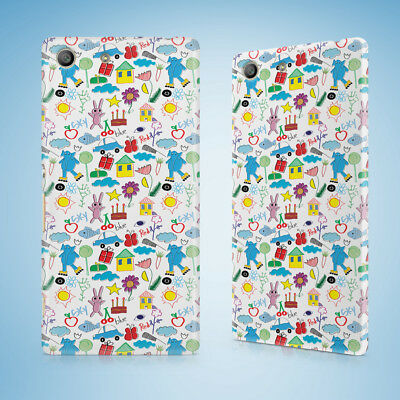 AU11.95 • Buy Children's Animals Pattern 1 Hard Case Sony Xperia Z Z1 Z2 Z3 Z4 Z5 Compact