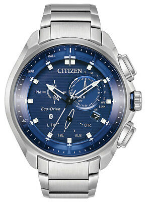 $ CDN215.21 • Buy Citizen Eco-Drive Men's Proximity Pryzm Bluetooth 48mm Watch BZ1021-54L
