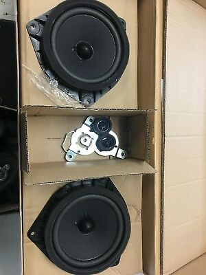 2016-17 Toyota Tundra Factory 6.5   Rear Component Speakers • 83.65$