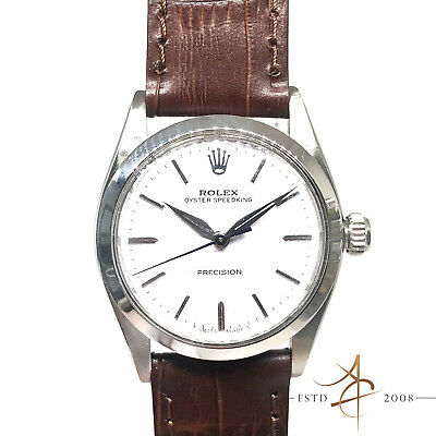 $ CDN2394.22 • Buy Rolex Oyster Speedking Ref 6420 Midsize 31mm Vintage Watch (1960)