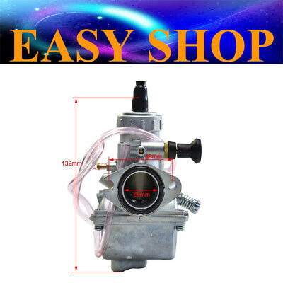 AU37.99 • Buy Molkt 26mm Racing Carby Carburetor Carb YX 140cc 150cc 160cc PIT PRO Dune Bike