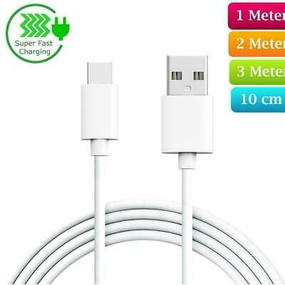 £1.99 • Buy Heavyduty Extra Long Fast USB Data Charger Cable For IPhone 6S 7 5 8 X 1m 2m 3m