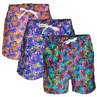Soul Star Men Mesh Lined Swimming Shorts Casual Summer Beach Holiday Trunks • 5.99£