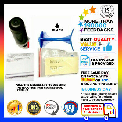AU16.80 • Buy 4x NoN-OEM Refill Kits PG-645XL Ink For Canon MG 2460 2560 Printer