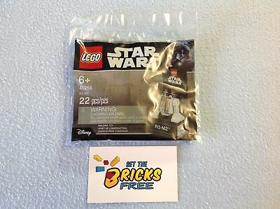 AU12.99 • Buy Lego Star Wars 40268 R3-M2 Polybag New/Sealed/Retired/Hard To Find