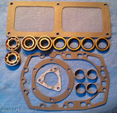 AU125.85 • Buy 6-71 Blower Rebuild 671 Gas  Supercharger SS Seal N/S