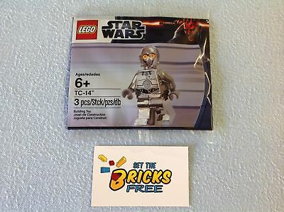 AU64.99 • Buy Lego Star Wars 5000063 TC-14 Polybag New/Sealed/Retired/Hard To Find
