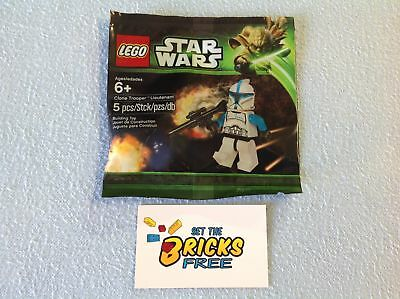 AU22.99 • Buy Lego Star Wars 5001709 Clone Trooper Lieutenant Polybag New/Sealed/Retired/H2F
