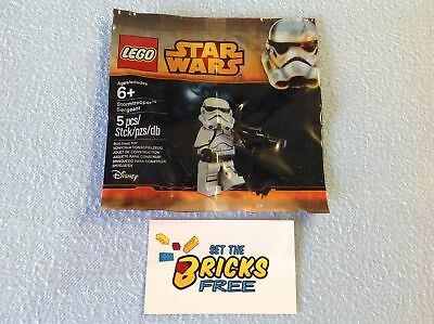 AU13.99 • Buy Lego Star Wars 5002938 Stormtrooper Sergeant Polybag New/Sealed/Retired/H2F