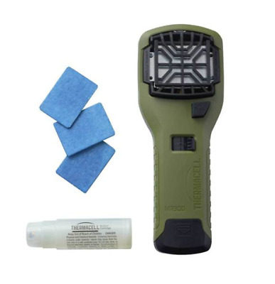 £19.95 • Buy Thermacell MR300 Portable Mosquito & Midge Repeller