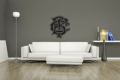 £12.74 • Buy Huge Barbarians Rugby Vinyl Sticker Decal Wall Art  / Man Cave