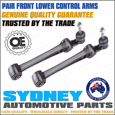 AU85.46 • Buy Front Lower Control Arms For Ford Territory TX SX 2WD AW Ball Joint+Bushes 04-09
