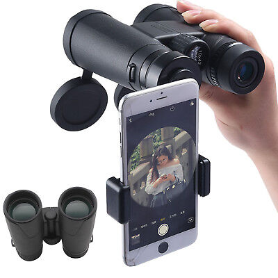 Binoculars10x42 Small Compact Travel Pocket Professional High Power Telescope UK • 30.89£