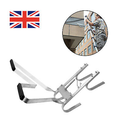 £21.99 • Buy UK MADE ALUMINIUM   V  SHAPE LADDER STAND OFF DIRECT FROM MANUFACTURE,Easy Fit