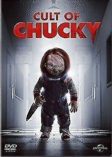 Childs Play 7 - Cult Of Chucky DVD NEW DVD (8311546) • 6.41£