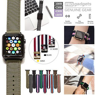 AU39.99 • Buy Genuine Southern Straps Band Nylon Strap For Apple Watch Series 6 5 4 3 2 1 SE