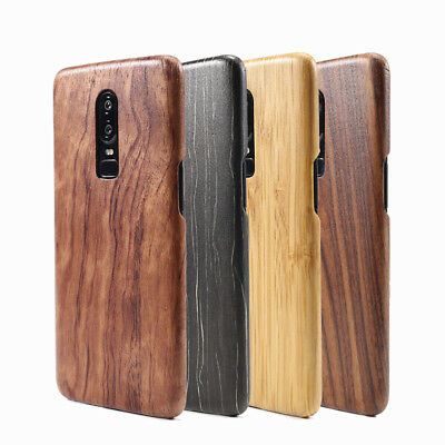 AU21.87 • Buy For Oneplus 9 6T 8T 7 Pro Enony Wood Rosewood Made With Kevlar+Wooden Case Cover