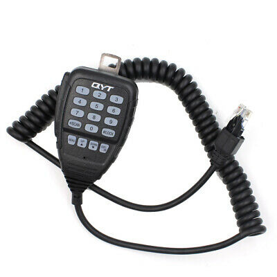 $ CDN17.61 • Buy Mobile Radio KT8900 Microphone For QYT KT-8900 KT-UV980 KT-7900D Walkie Talkie