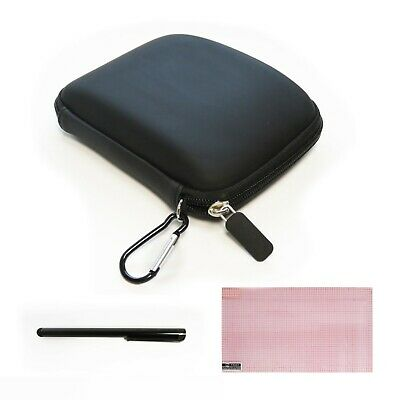 £7.26 • Buy 5-inch Hard Shell Carrying Case For Garmin Drive 5 LM EX GPS - HC5