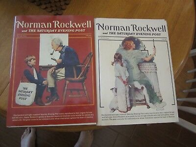 $ CDN45.41 • Buy Norman Rockwell Poster Book's, Middle And Later Years, Great Condition!!