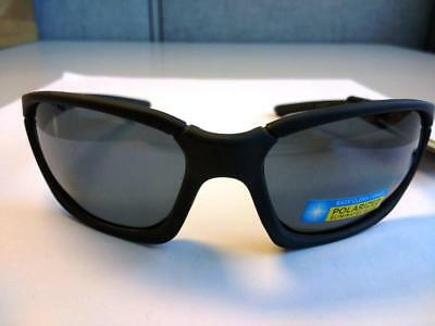 7409c16e8e Foster Grant Ironman Black Courage Polarized Sunglasses 100% UVA B MSRP     24.99 •