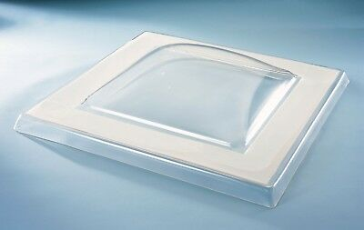 £128.90 • Buy Mardome Rooflight Reflex Dome -Polycarbonate Flat Roof Skylight - Various Sizes