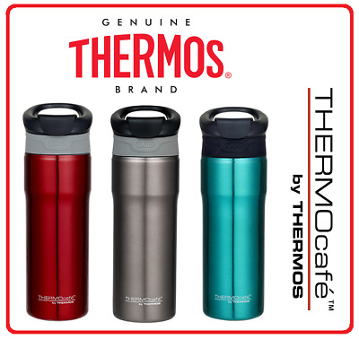 AU24.90 • Buy Thermos STAINLESS STEEL Vacuum Insulated Bottle Drink 450ml Tumbler Car Camping