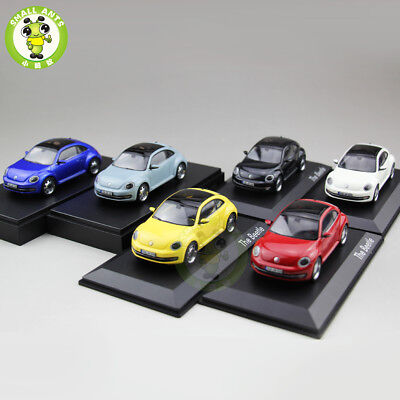 1/43 VW Volkswagen New Beetle Diecast Car Model Toys Boy Girl Gift Collection  • 13.90£