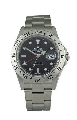 $ CDN9478.88 • Buy Rolex Explorer II 16570 OPD Stainless Steel Men's Automatic Watch