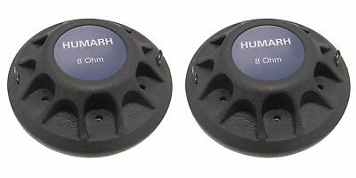 $25 • Buy 2pcs Replacement Diaphragm For Peavey 22XT 22A RX22 SP2 SP4 SP-4X - HUMARH