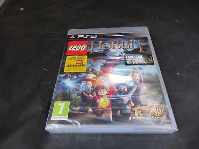 £7.99 • Buy Sony Playstation 3 PS3 Game Lego The Hobbit Brand New Factory Sealed Sony Strip