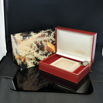 $ CDN160.36 • Buy ROLEX DATEJUST WATCH BOX CASE 【No Pillow】 60.01.2 100%Authentic W1070 KM1