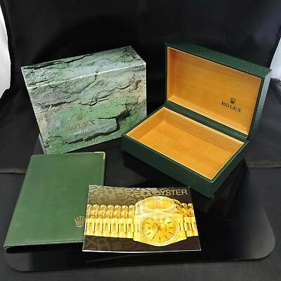 $ CDN160.36 • Buy Rolex Datejust Boys 68273 Watch Box Case 68.00.55【no Pillow】fz1360 Sa1