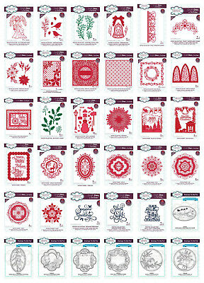 Creative Expressions - Sue Wilson Christmas Dies - Festive Collection 2018 • 7.15£