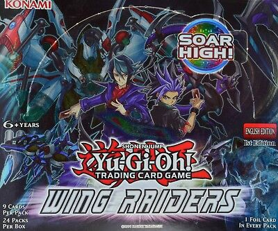 YuGiOh Wing Raiders, WIRA, Common 1st Edition, Choose From List. • 1.29£