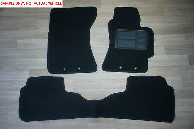 AU99 • Buy Car Floor Mats Custom Made Front & Rear For Ford Focus LW/LZ: 08/2011 To 07/2018