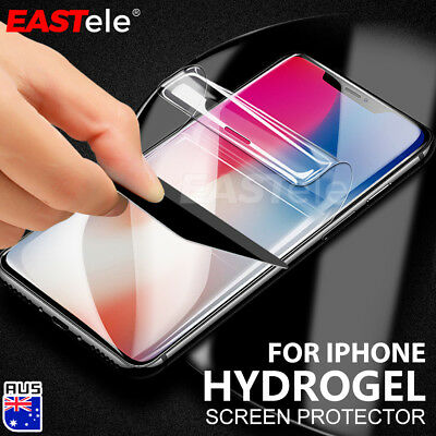 AU8.95 • Buy EASTele HYDROGEL Screen Protector Apple IPhone 12 11 Pro XS Max XR 8 7 6s Plus