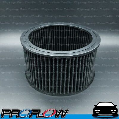 AU38.22 • Buy PROFLOW Air Filter Cleaner Insert Round 9  X 5  Washable Reusable