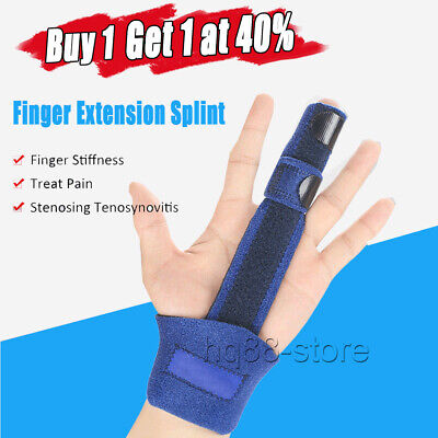 £4.96 • Buy Trigger Finger Extension Splint Support Brace Joint Protection Pain Fixing UK