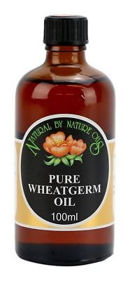 £8.12 • Buy Natural By Nature Oils Wheatgerm Oil 100ml
