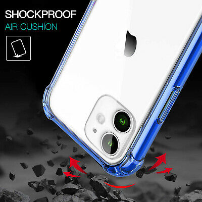 AU7.99 • Buy IPhone 11 Pro Max XS 6 7 8 Plus Case For Apple Shockproof Hybrid Hard Case Cover