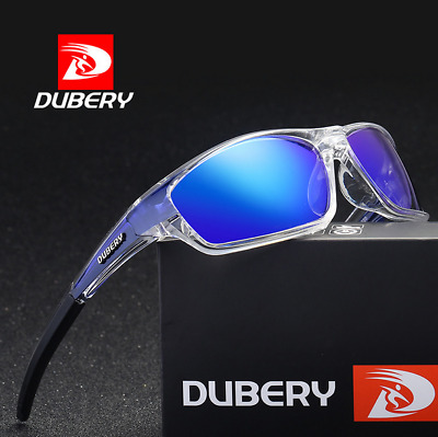 AU10.69 • Buy DUBERY Mens Sport Polarized Sunglasses Outdoor Riding Fishing UV400 Glasses New