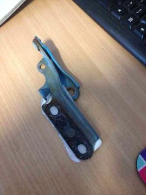 AU45 • Buy Nissan Pulsar N13 GL 5D Hatchback Bonnet Hinge Right 1990