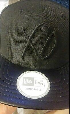 7953fa5e23fbd The Weeknd XO Kiss Land Tour Limited Edition New Era Snapback Hat. • 175.00